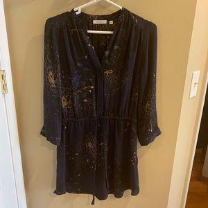 Babaton Silk Dress